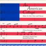 Amerikanische Chormusik