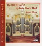Great Australasian Organs Vol. 1