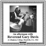 An Afternoon With Reverend Gary Davis At Allegheny