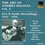 Andres Segovia - The Art of Vol. 2