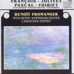 Benoit Fromanger - Französische Flötenkonzerte