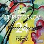 24 Bulgarische Capricen für Violine solo