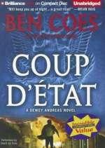 Ben Coes: Coup D'Etat (1)