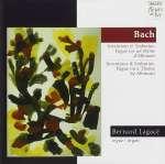 Bernard Lagace spielt Orgel