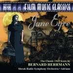 Bernard Herrmann (1911-1975): Jane Eyre (Filmmusik)