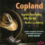 Aaron Copland (1900-1990): Appalachian Spring (1)
