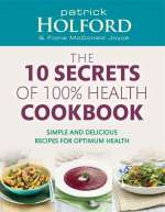 10 Secrets of 100% Health Cook