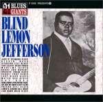 'Blind' Lemon Jefferson: 21 Blues Giants