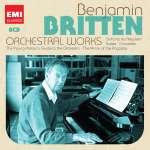 Benjamin Britten (1913-1976): Orchesterwerke