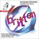 Benjamin Britten (1913-1976): Les Illuminations op. 18