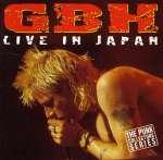 G B H: Live In Japan
