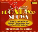Great Broadway Shows-Original: Original Cast Recording