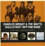 Charles Wright: Original Album Series