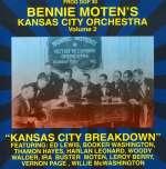 Bennie Moten's Kansas City Orchestra Vol. 2
