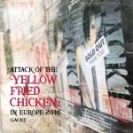 Attack Of The Yellow Fried Chickenz In Europe 2010 (CD+DVD)