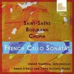 Andre Navarra - French Cello Sonatas