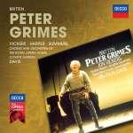 Benjamin Britten (1913-1976): Peter Grimes op. 33 (2)