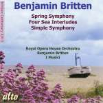 Benjamin Britten (1913-1976): Simple Symphony op. 4