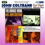 John Coltrane (1926-1967): Four Classic Albums Plus
