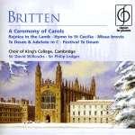 Benjamin Britten (1913-1976): A Ceremony of Carols op. 28 (14)