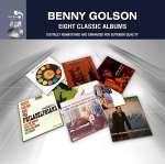 Benny Golson: 8 Classic Albums