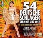54 deutsche Schlager der 50er und 60er
