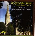 Charles Villiers Stanford (1852-1924): Sämtliche Orgelwerke Vol. 3