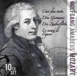 4 Mozart-Opern