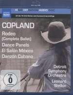 Aaron Copland (1900-1990): Dance Panels