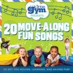 20 Move-Along Fun Songs