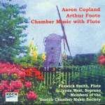 Aaron Copland: Kammermusik mit Flöte