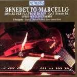 Benedetto Marcello (1686-1739): Flötensonaten op. 2 Nr. 1-6