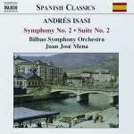 Andres Isasi: Symphonie Nr. 2