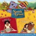 10- Aladin und die Wunderlampe - Die Schöne und das Biest
