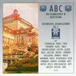 ABC der Gesangskunst in Deutschland - Gesangslexikon 2