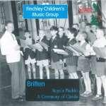 Benjamin Britten (1913-1976): A Ceremony of Carols op. 28 (4)
