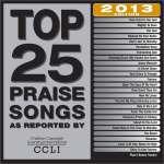 Top 25 Praise Songs 2013