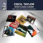 Cecil Taylor: Seven Classic Albums