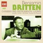 Benjamin Britten (1913-1976): Kammermusik & Klavierwerke