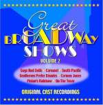 Great Broadway Shows Vo