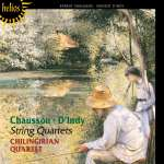 Chausson-D'indy: String Quarte