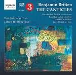 Benjamin Britten: Canticles opp. 40, 51, 55, 86, 89 (3)
