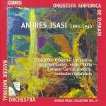 Andres Isasi (1890-1940): Orchesterwerke