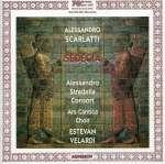 Alessandro Scarlatti (1660-1725): Sedecia, Re di Gerusalemme