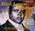 'Blind' Lemon Jefferson: Black Snake Moan (1)