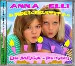 'Kindergeburtstag - Die MEGA-Partyhits'