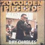 20 Golden Pieces Of Ray Charle
