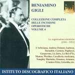 Benjamino Gigli - Le Registrazioni elettriche