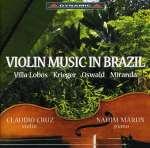 Claudi Cruz - Violin Music in Brazil