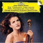 Berg: Violin Concerto-Rihm: ''gesungene Zeit'' (SHM-CD)(reissue)